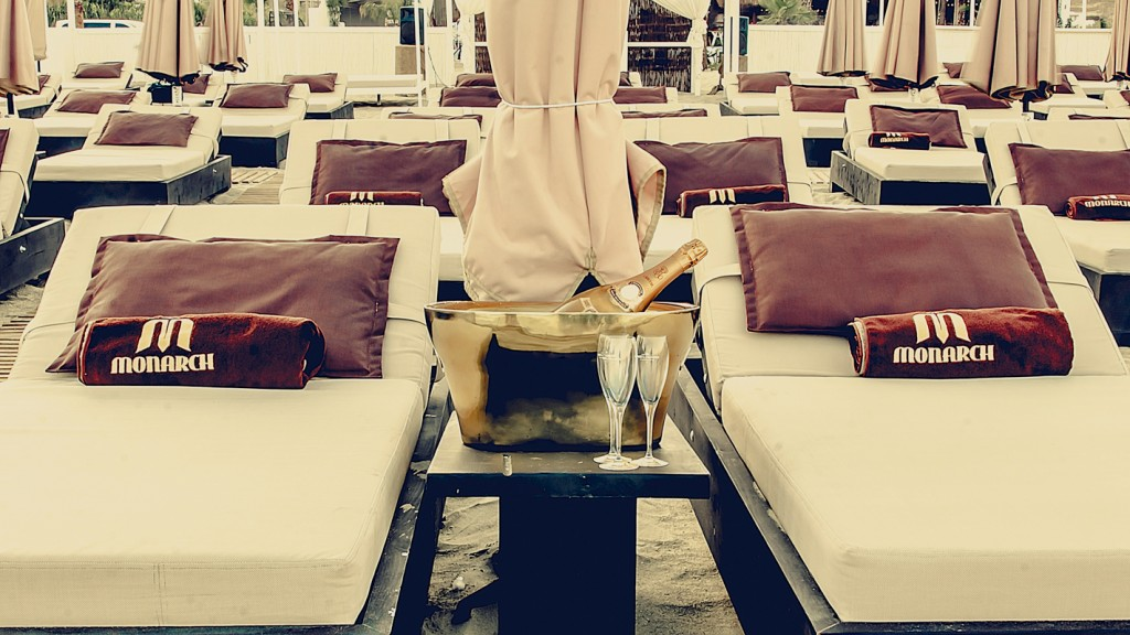 Monarch Beach Bar Restaurant, Mykonos, Grecia